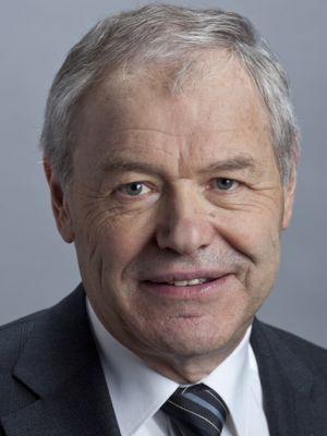 Der Zuger Ständerat Peter Bieri (CVP).