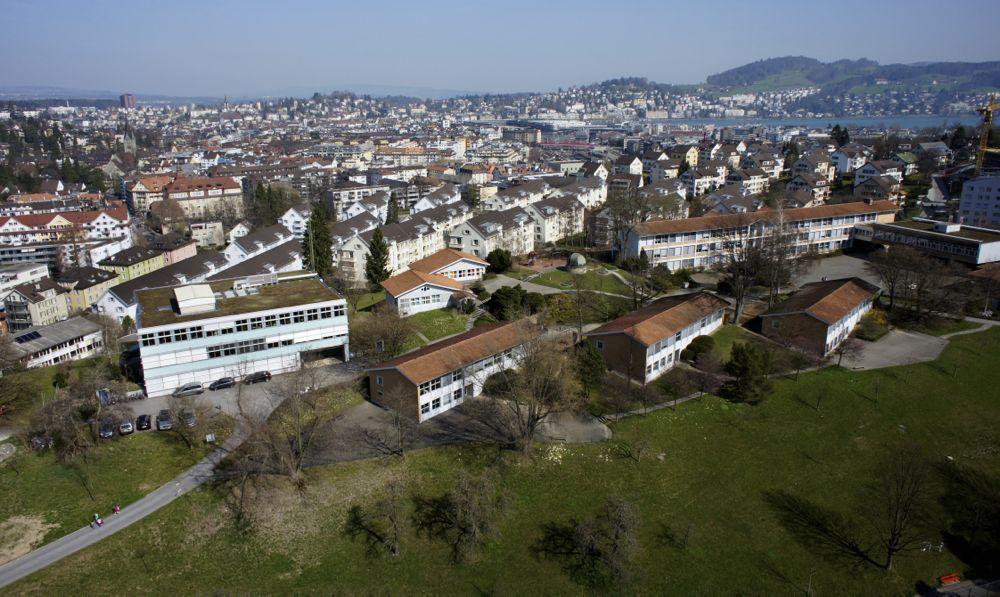 Hubelmattquartier Luzern