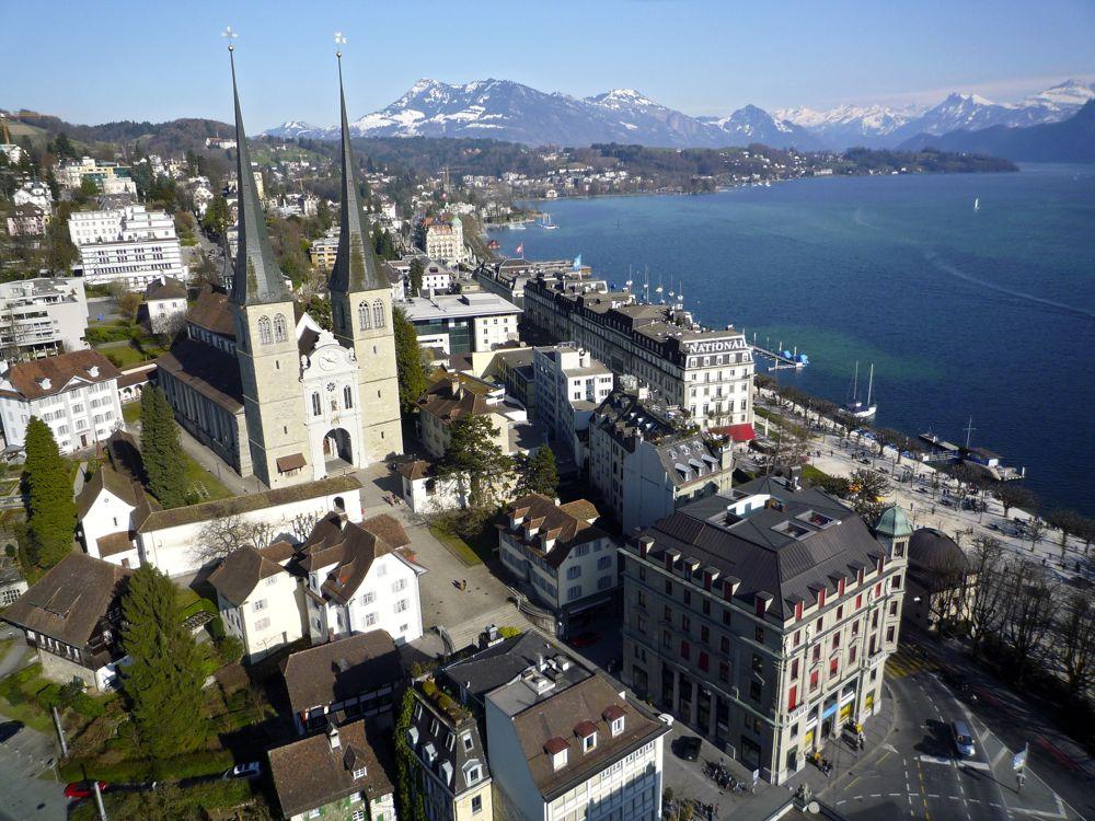 Hofquartier Luzern