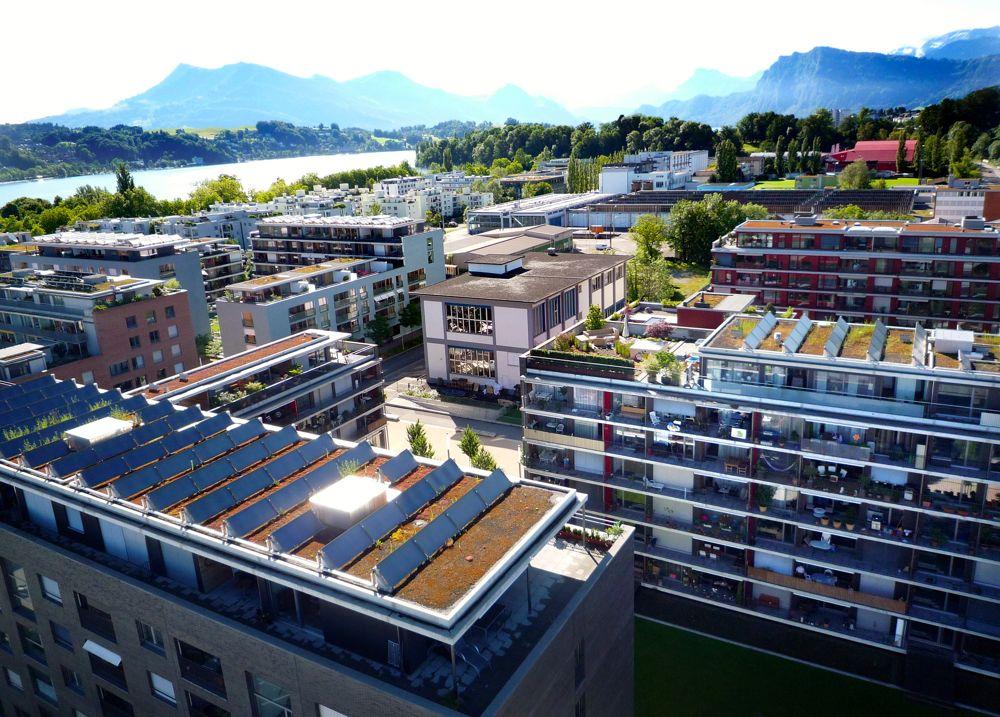 Tribschenquartier Luzern