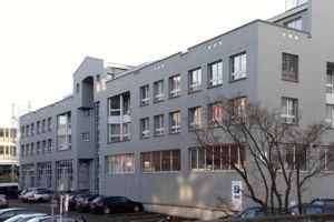 Das Gebäude mit den meisten Insolvenzen.