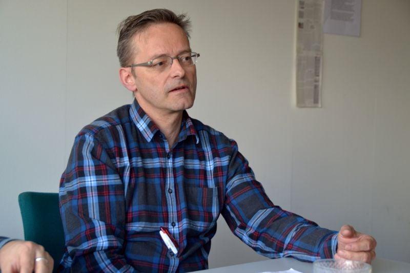 Conrad Wagner, Präsident des Innerschweizer Heimatschutzes.