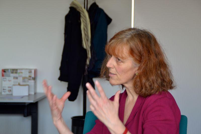 Monique Frey, Geschäftsleiterin VCS Luzern.