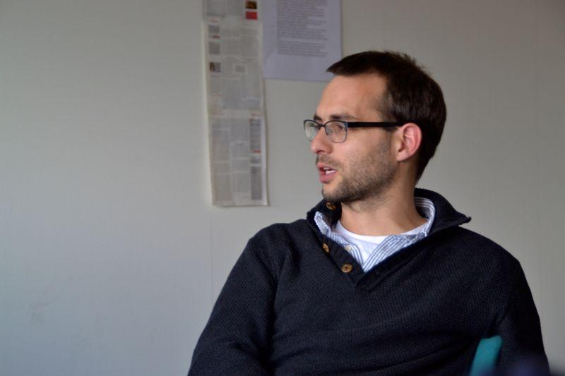 Samuel Ehrenbold, Geschäftsführer Pro Natura Luzern.