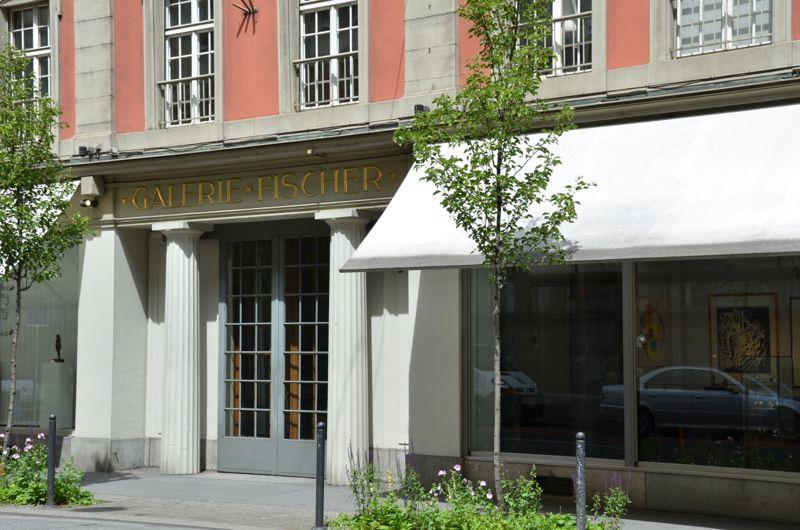 Die 1907 gegründete Luzerner Galerie Fischer ist das älteste Schweizer Kunstauktionshaus. Mit ihrem Engagement prägte die Galerie auch den Auf- und Ausbau zahlreicher privater wie öffentlicher Kunstsammlungen im In- und Ausland. (mag)