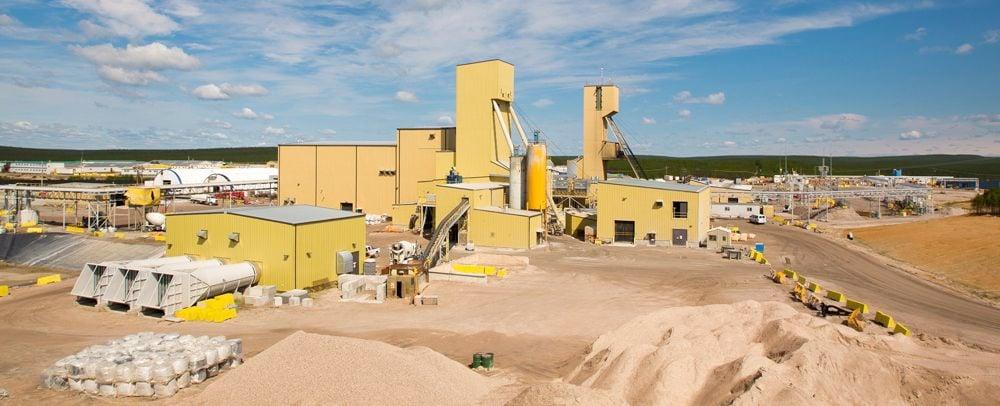 In Cigar Lake in Norden der kanadischen Provinz Saskatchewan befindet sich die grösste noch nicht abgebaute Uran-Lagerstätte. (Cameco)