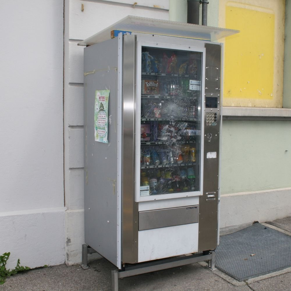 Anstatt zwischen 1100 DVD's auswählen zu können, gibt es in Hochdorf immer nur einen DVD zur Auswahl.
