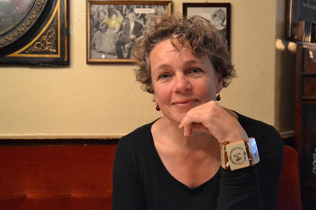 Jutta Vogel (Bild: Hans Eggermann)