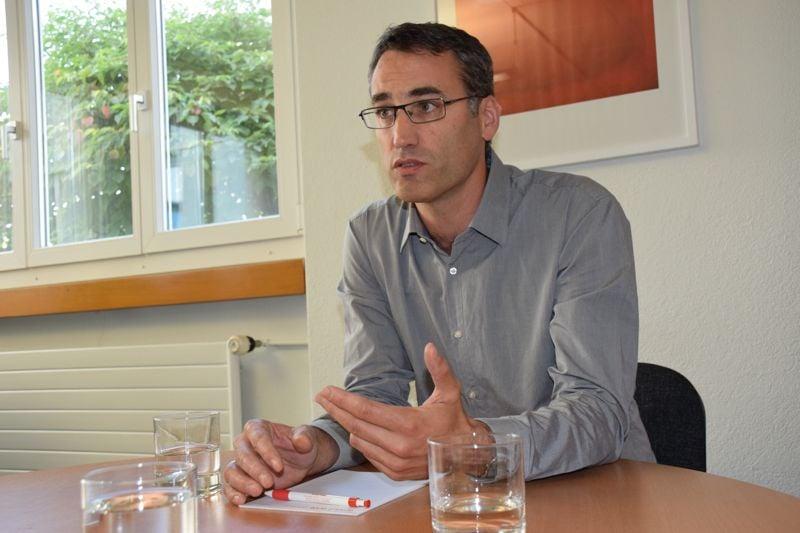 Erik Keller leitet Interteam seit viereinhalb Jahren.