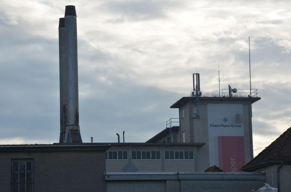 Die Produktion der Cham Paper Group wird in Cham 2015 eingestellt. (mag)