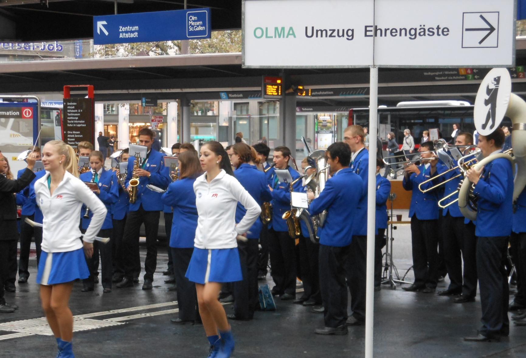 Als ob es zwar Städte, aber keine urbane Kultur gäbe: Luzern zeigt sich an der Olma konservativ.