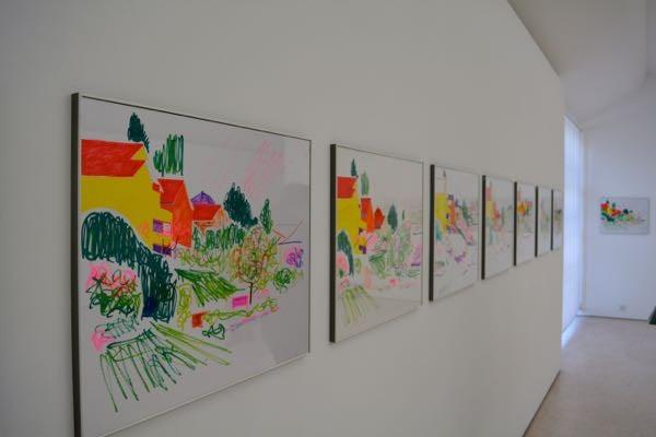 Philipp Anton Etters Werk zeichnet sich durch wiederkehrende Sujets aus.