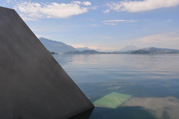 Projekt «Seesicht», hier mit Bergsicht