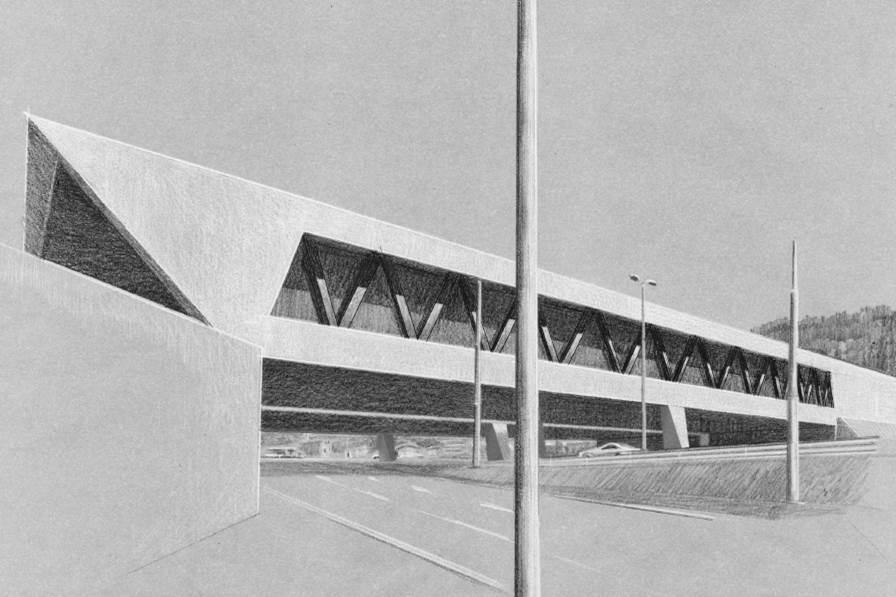 So könnte die 100-Meter-Verlängerung vor dem Sonnenbergtunnel in Kriens aussehen.