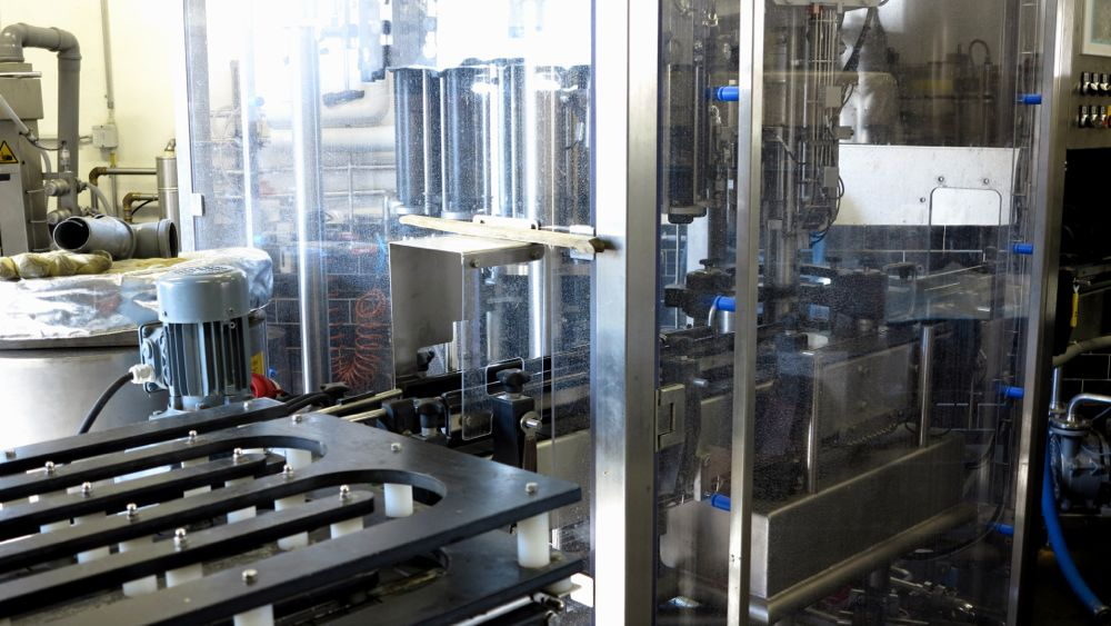 Das Luzerner Bier wird an der Bürgenstrasse 16 abgefüllt.