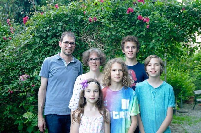 Vor gut 16 Jahren kamen die Bergers nach Luzern und haben in der Stadt ein neues Zuhause gefunden.