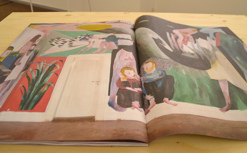 Kind in Zündholzschachtel – die Arbeit von Vera Mattmann