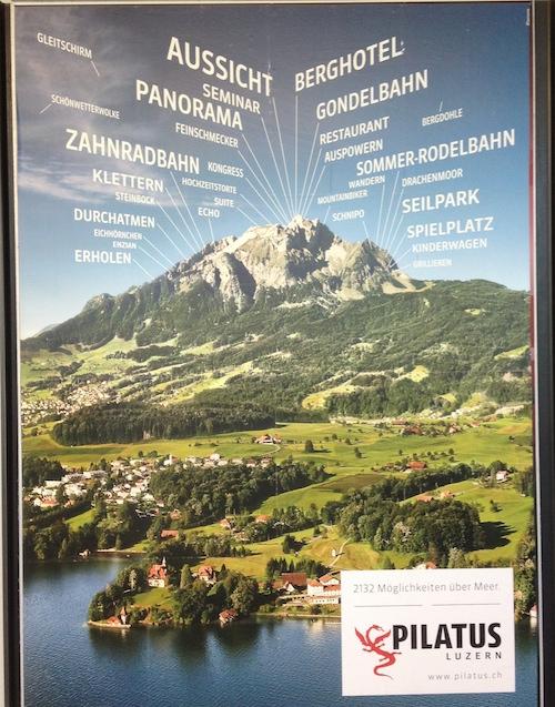 Plakate seien heute oft wie «Factsheets», so Brechbühl.