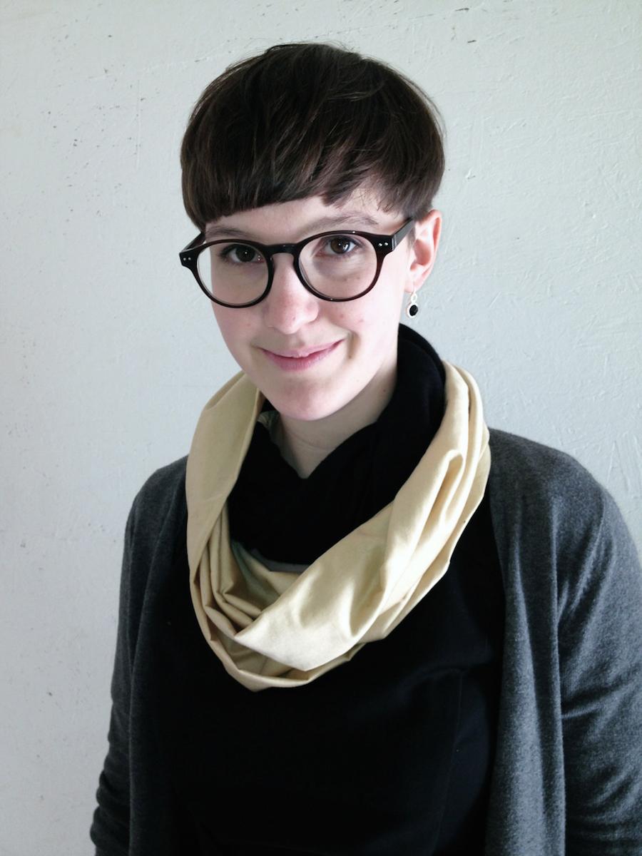 Die Interviewte Eva-Maria Knüsel.