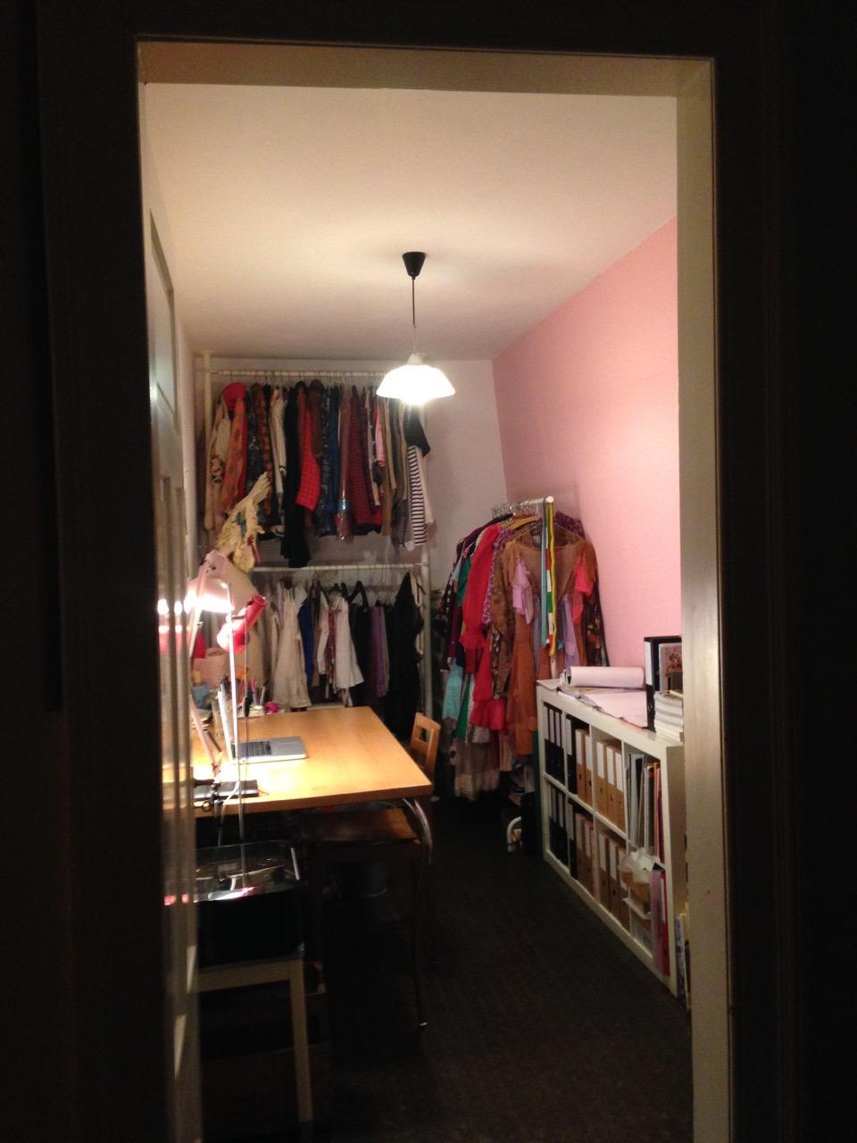 Janina Ammon's Atelier.