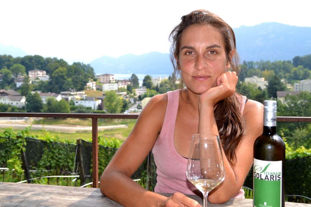 Der Weisswein «Solaris 2014» hat die Auszeichnung Bioweisswein des Jahres erhalten.