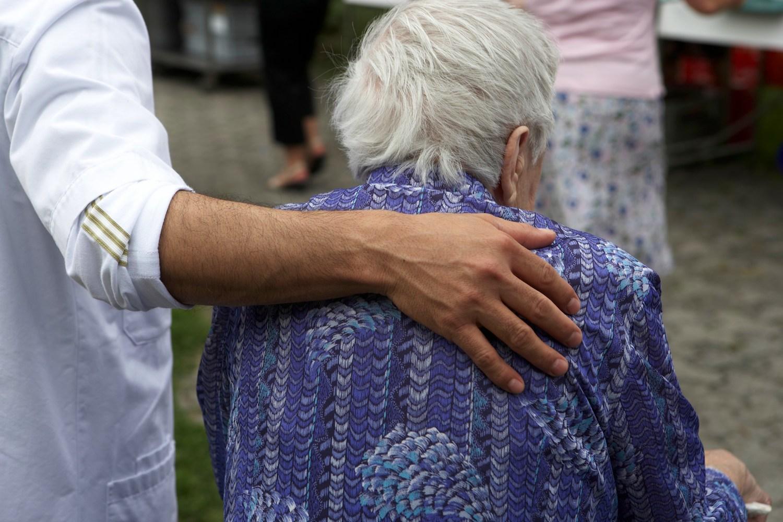 Gespart werden soll auch bei den Alten und Betagten.