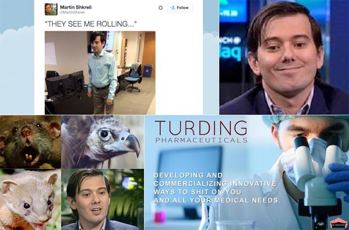 Plötzlich in aller Munde: Die in Baar und New York ansässige Turing Pharmaceuticals AG.