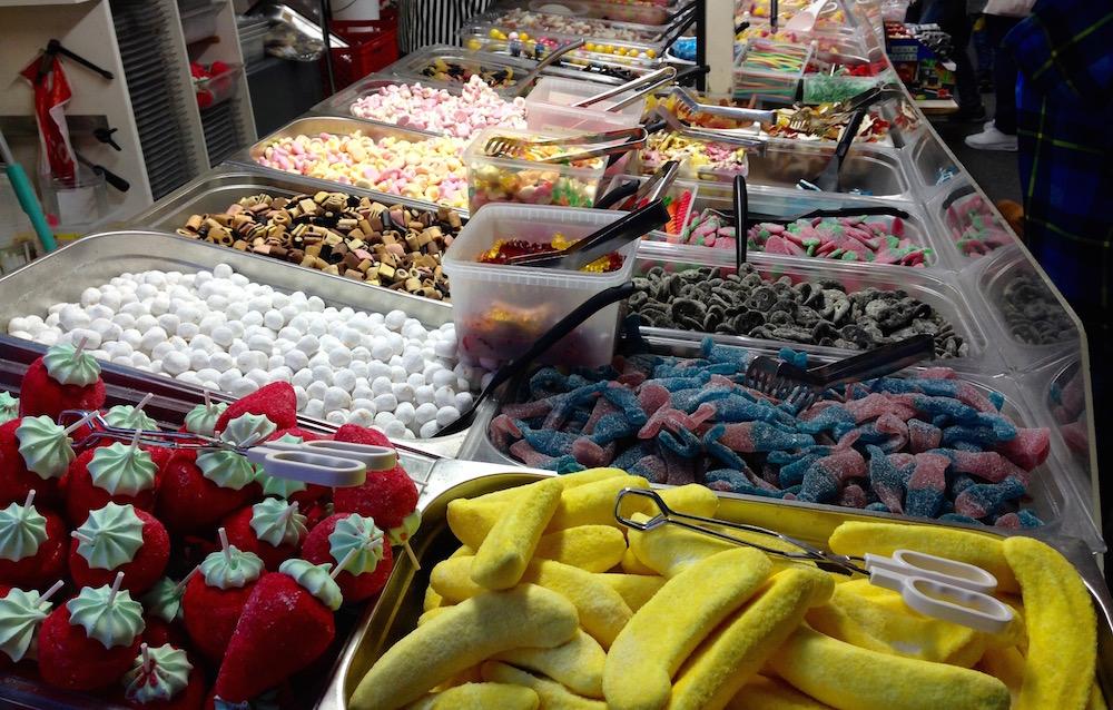 Alles, was das Herz begehrt. In Sachen Ernährung kommt man an der Määs voll auf seine Kosten.