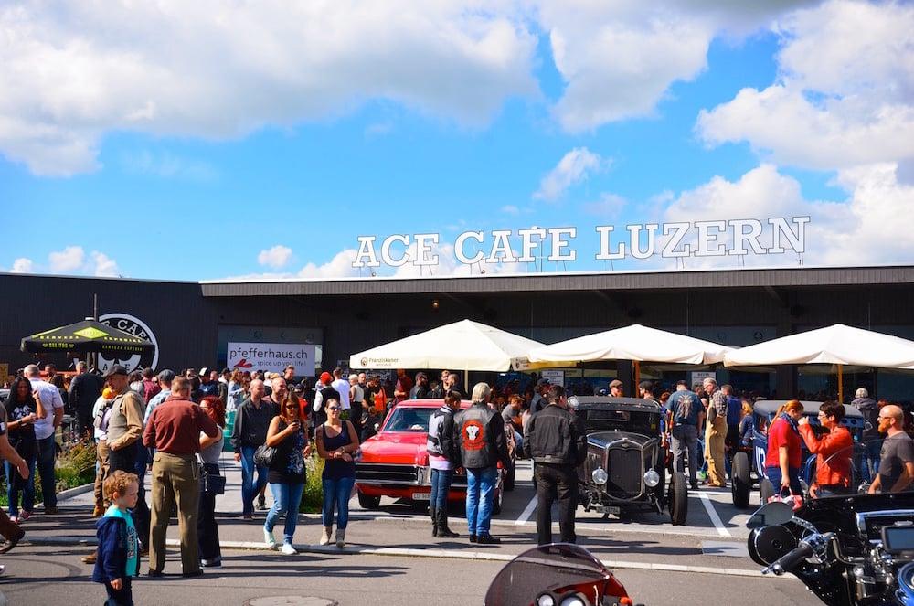 Das Ace Cafe Luzern in Rothenburg hat sich etabliert.