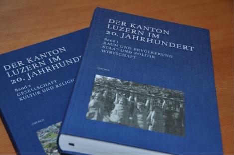 Die neue Luzerner Kantonsgeschichte wurde 2013 veröffentlicht. (mag)