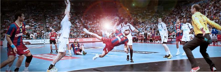Solche Handballspiele wären künftig in der neuen Halle möglich.