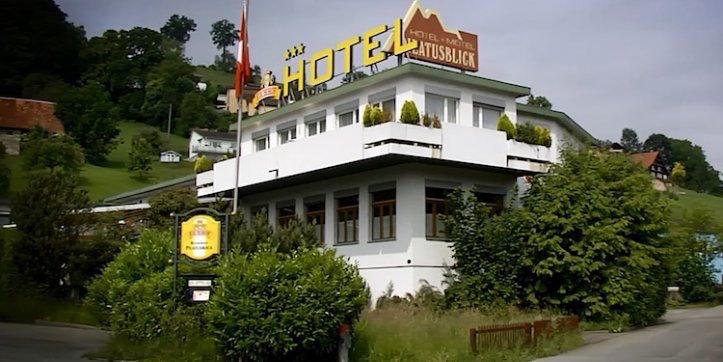 70 Kinder und Jugendliche aus Krisenländern bewohnen ab Mitte November das ehemalige Motel Pilatusblick.