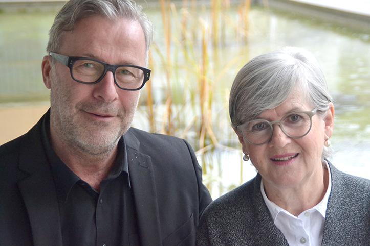 Ab nächstem Sommer ist auch Peter Schärli im Ruhestand – dann kann das Paar vermehrt wieder seinen Freundeskreis pflegen.