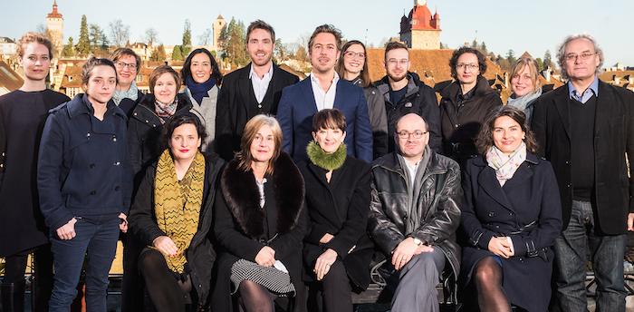 Die künftige Leitung des Luzerner Theaters. (Bild: Ingo Höhn)