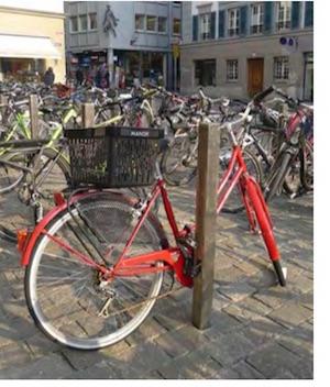 Solche Pfosten wie hier auf dem Luzerner Mühlenplatz sollen für mehr Sicherheit und Ordnung sorgen.