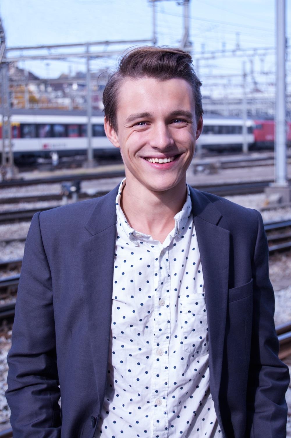 Yannick Gauch, Juso-Stadtratskandidat