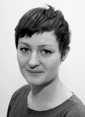 Martina Kammermann, die scheidende Redaktionsleiterin des Kulturmagazins.