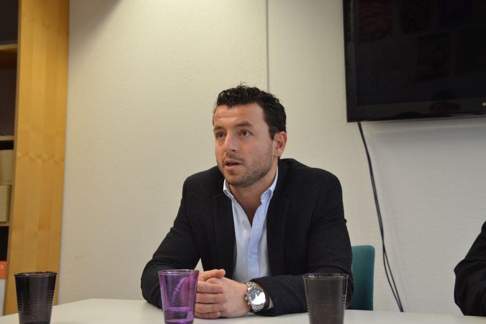 Zari Dzaferi: «Ich vertrete bodenständige Werte. Zum Beispiel: Ehrliche Arbeit muss sich lohnen»