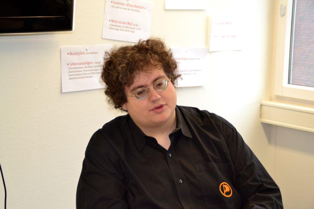 Stefan Thöni: «Ich würde ein paar Sachen deutlich anders machen im Regierungsrat.»