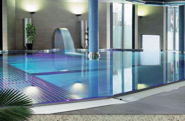 Eine Wellness-Oase, wo man sie kaum erwartet: Das Aquafit in Sursee. (Bild: Aquavit-sursee.ch)