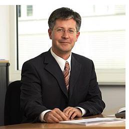 Peter Bucher, städtischer Wirtschaftsförderer.
