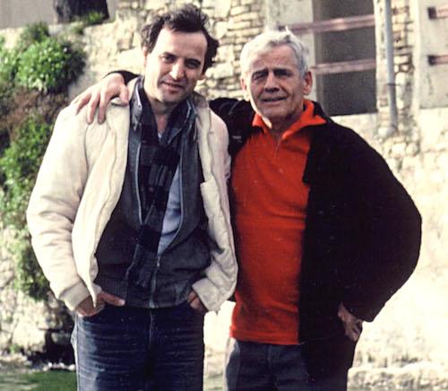 Erich Langjahr und Walter Marti.