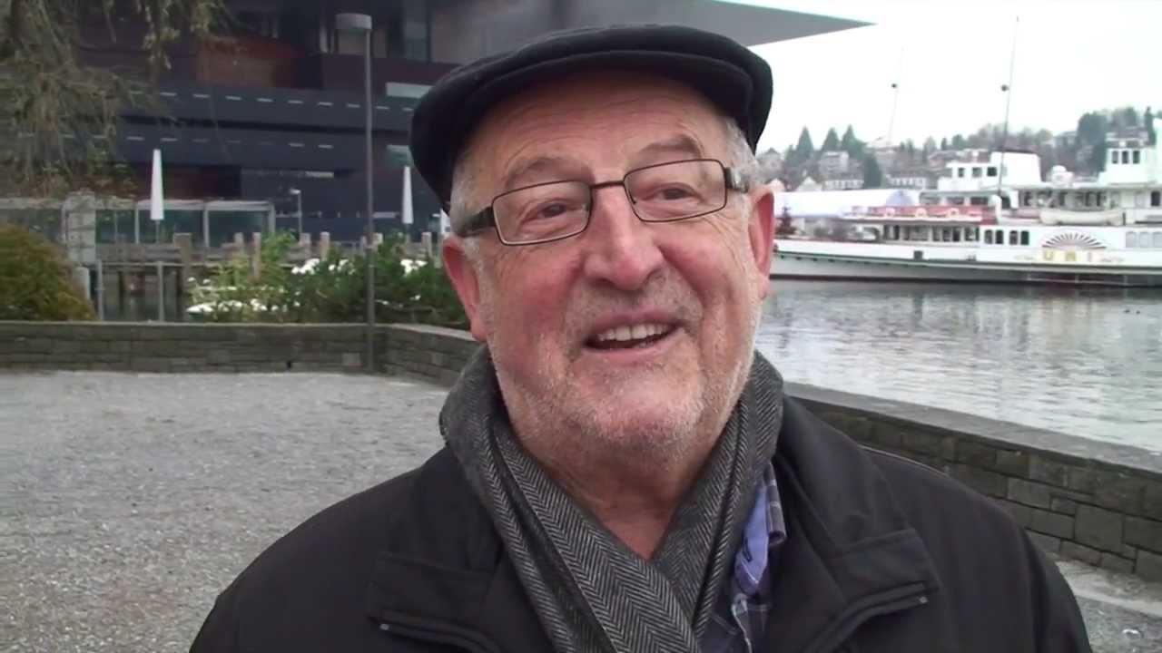 Anton Schwingruber, Präsident der Caritas Luzern.