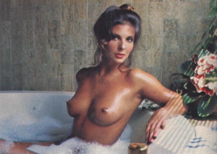 Risi-Egger war im Juni 1983 «Playboy's playmate of the month».