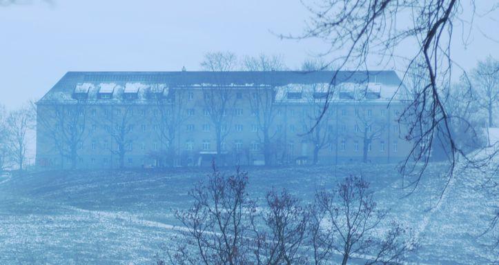 Das ehemalige Gefängnis wurde in den 1930er Jahren gebaut.