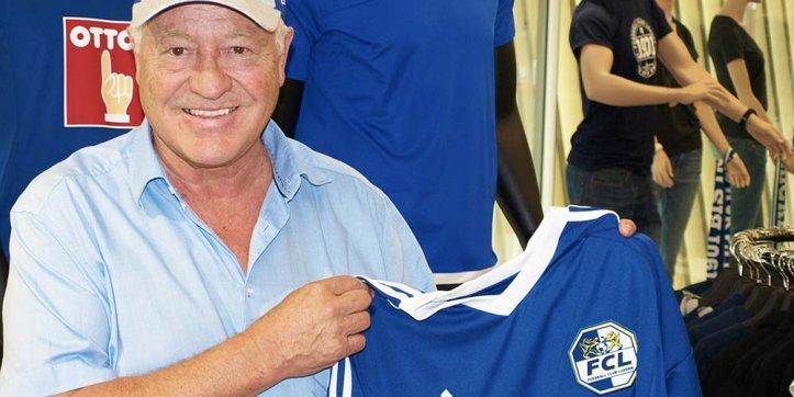 FCL-Legende Kudi Müller fühlt sich dem Verein nach wie vor stark verbunden.