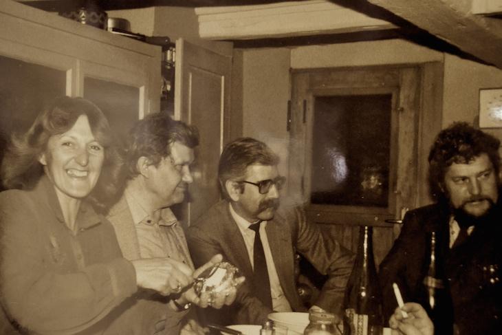 Ein aktives Vereinsleben wurde auch in den 70er-Jahren gepflegt. (Bild: zvg)