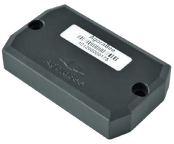Dieser Chip stand Pate: Die Technologie wurde ursprünglich entwickelt, um verlorene Werkzeuge auf Baustellen wieder zu finden.