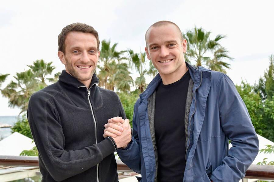 Christian (links) und Marco Schneuwly spielen beim FCL nun zusammen.