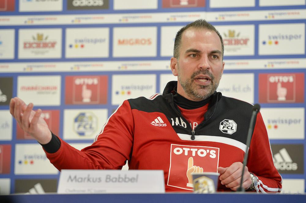 Bleibt dem FCL trotz Ärger mit den Medien erhalten: Markus Babbel.